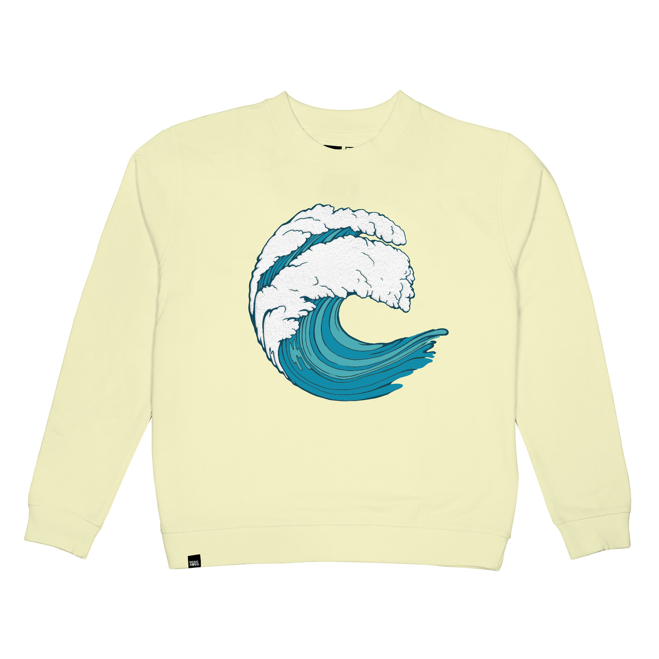 Sweatshirt Ystad Wave