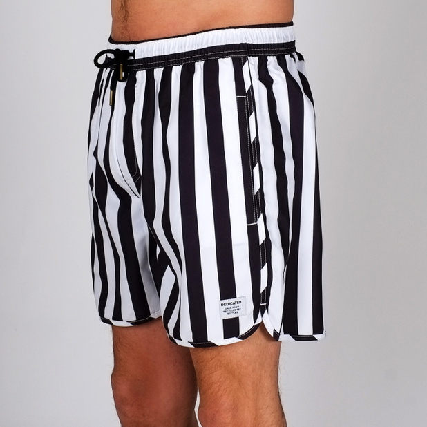 Swim Shorts Big Stripes