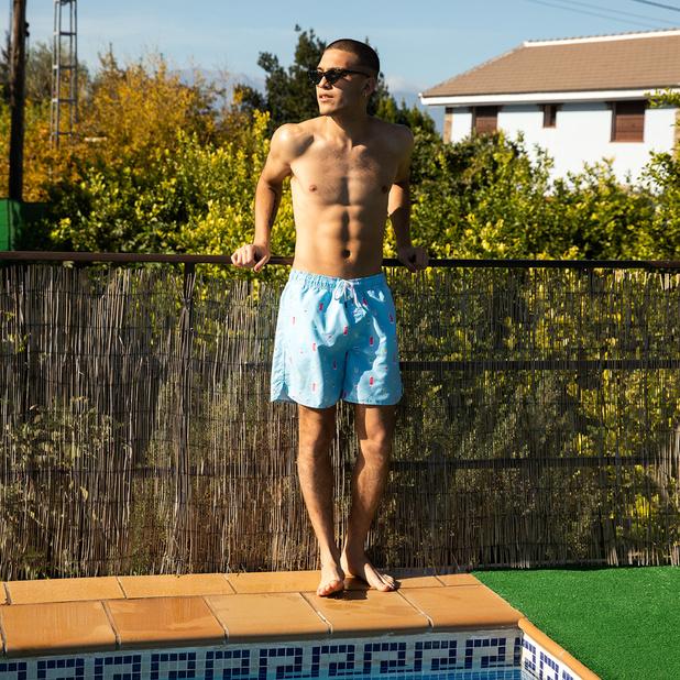Swim Shorts Drinks