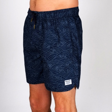 Swim Shorts Japanese Waves