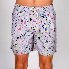 Swim Shorts Terazzo