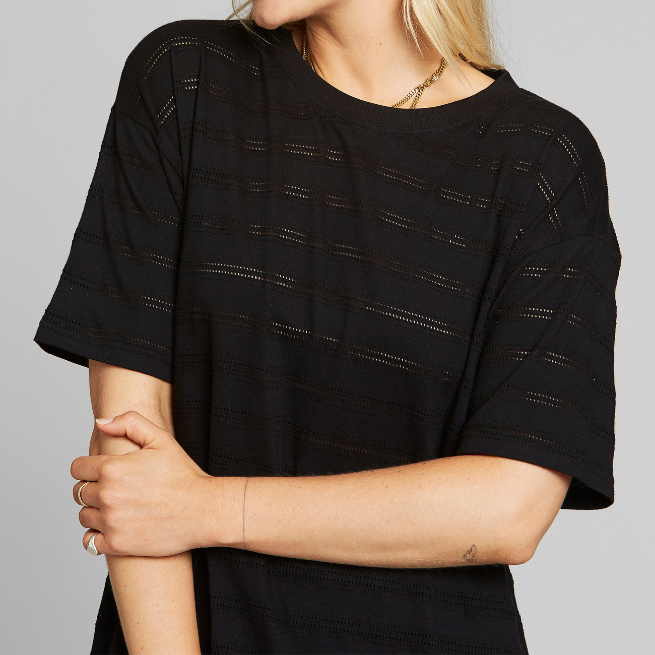 T-shirt Alta Lace Jersey