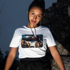 T-shirt Mysen ET Kiss