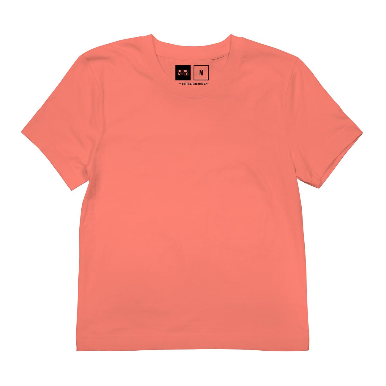 T-shirt Mysen Fusion Coral