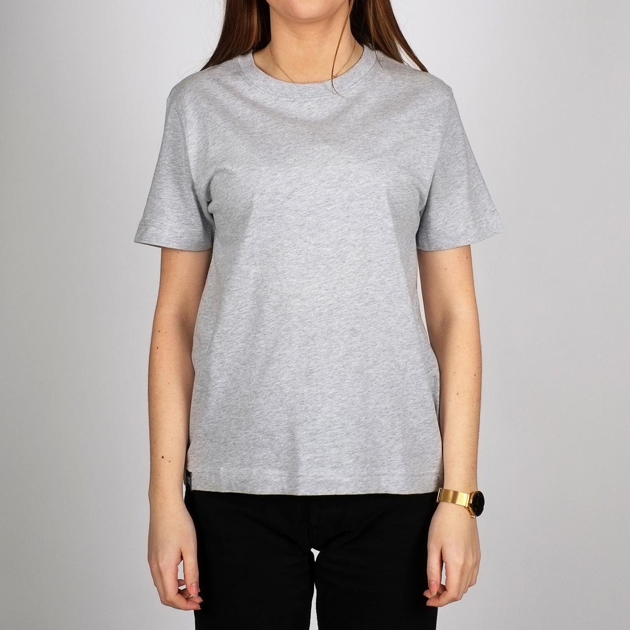 T-shirt Mysen Grey Melange