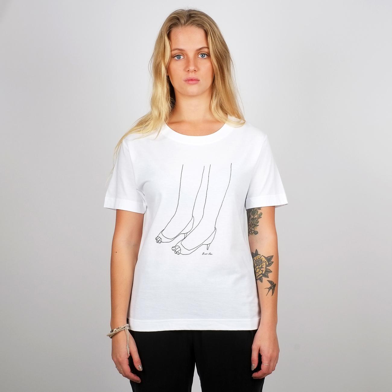 T-shirt Mysen Heels