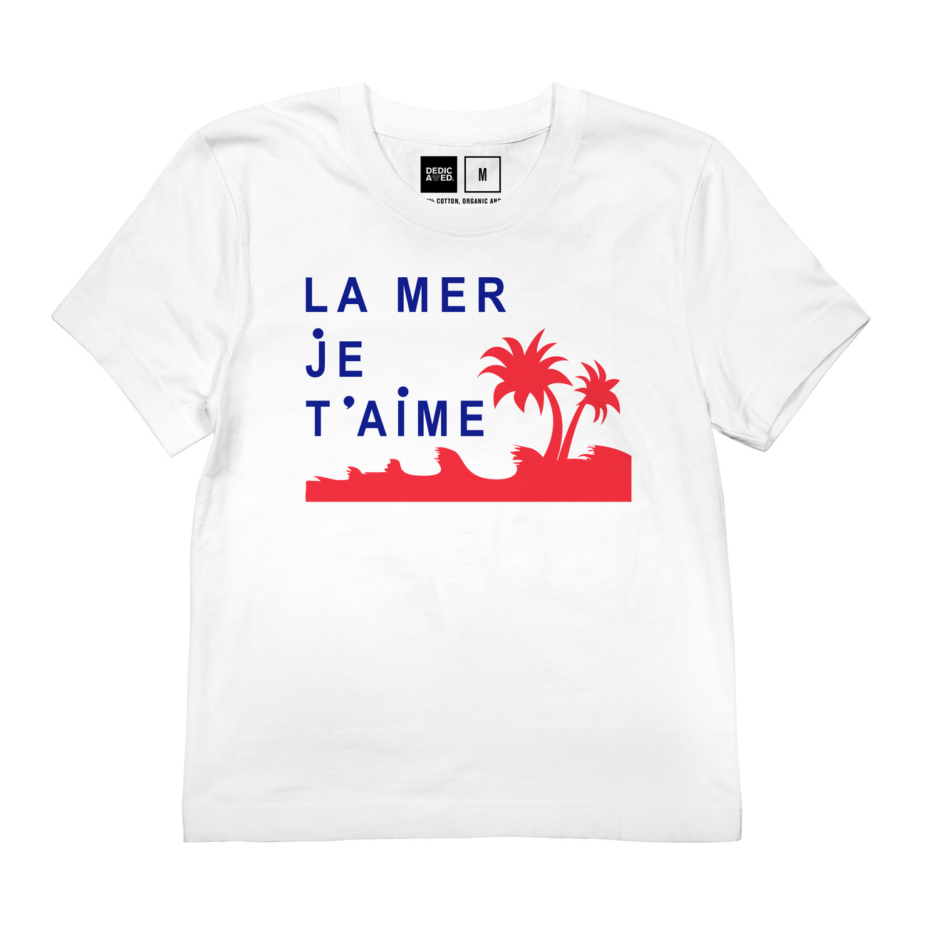 T-shirt Mysen La Mer