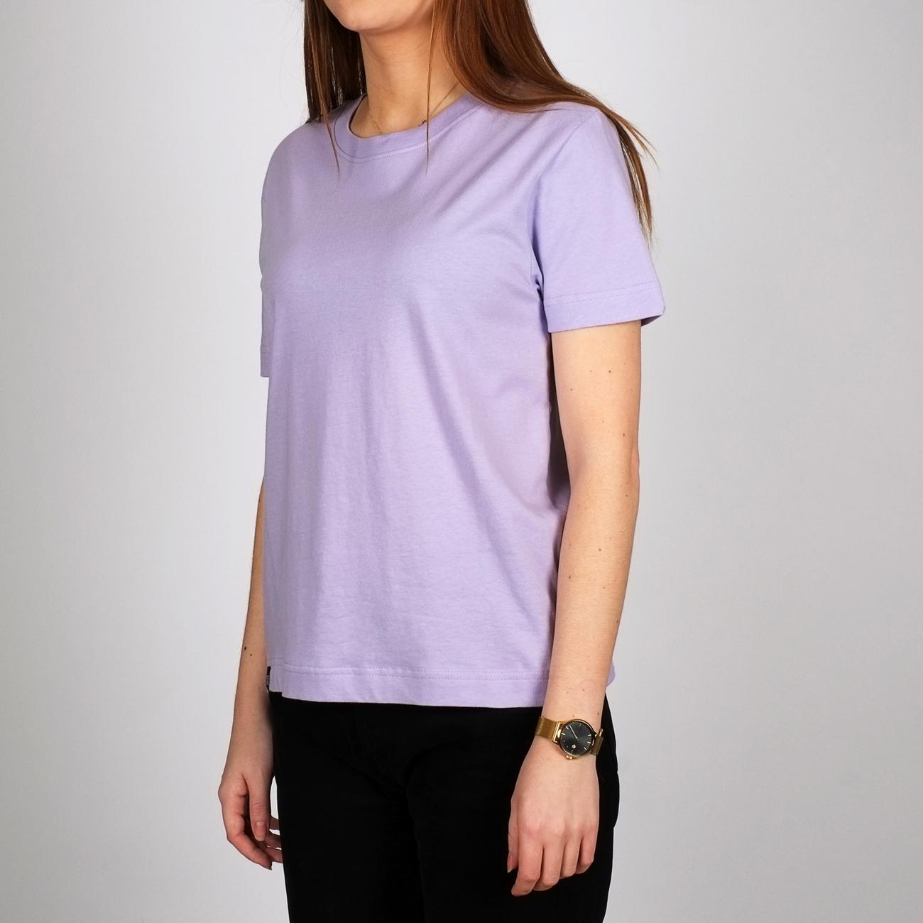 T-shirt Mysen Base Violet Tulip