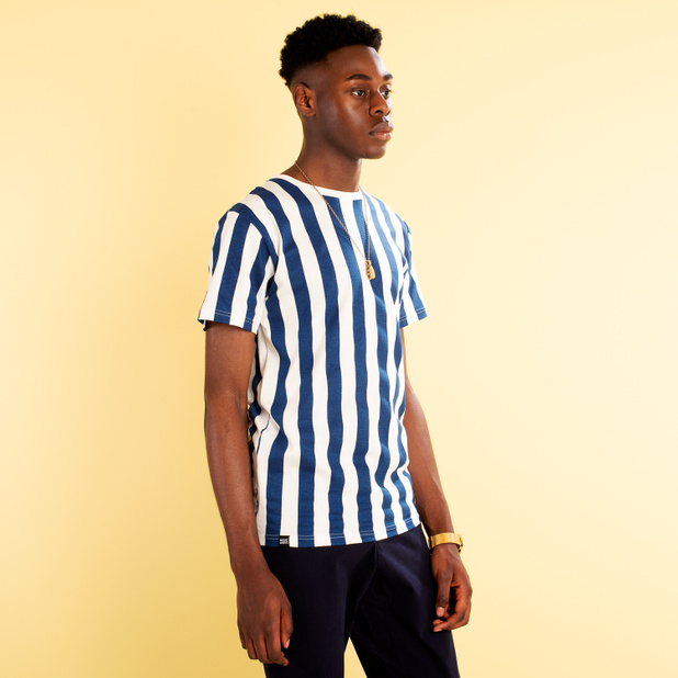 T-shirt Stockholm Big Stripes