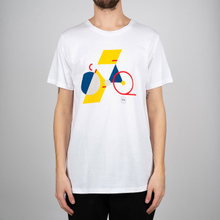 T-shirt Stockholm Block Bike