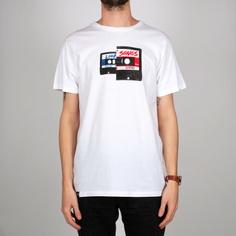 T-shirt Stockholm Cassette Split