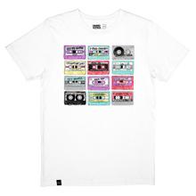 T-shirt Stockholm Color Cassettes
