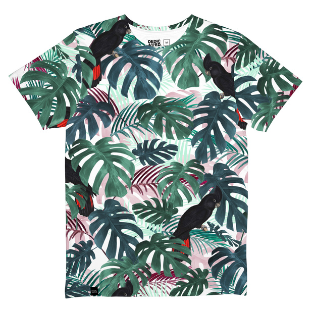 T-shirt Stockholm Color Leaves