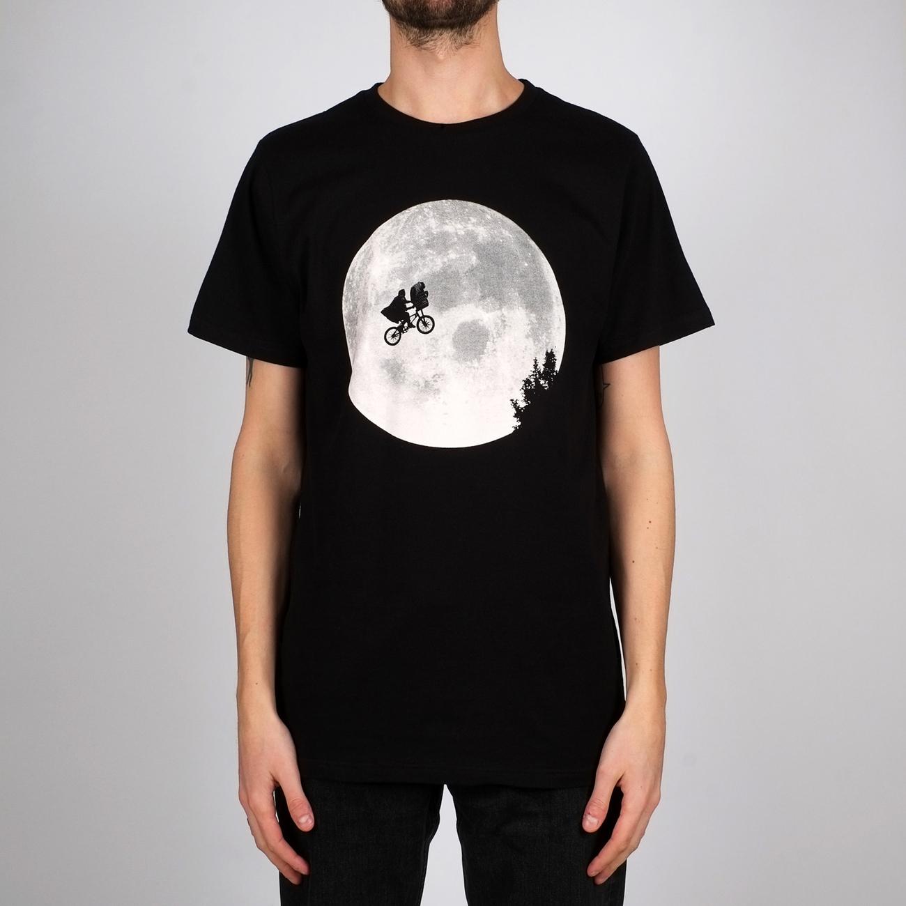T-shirt Stockholm ET Moon