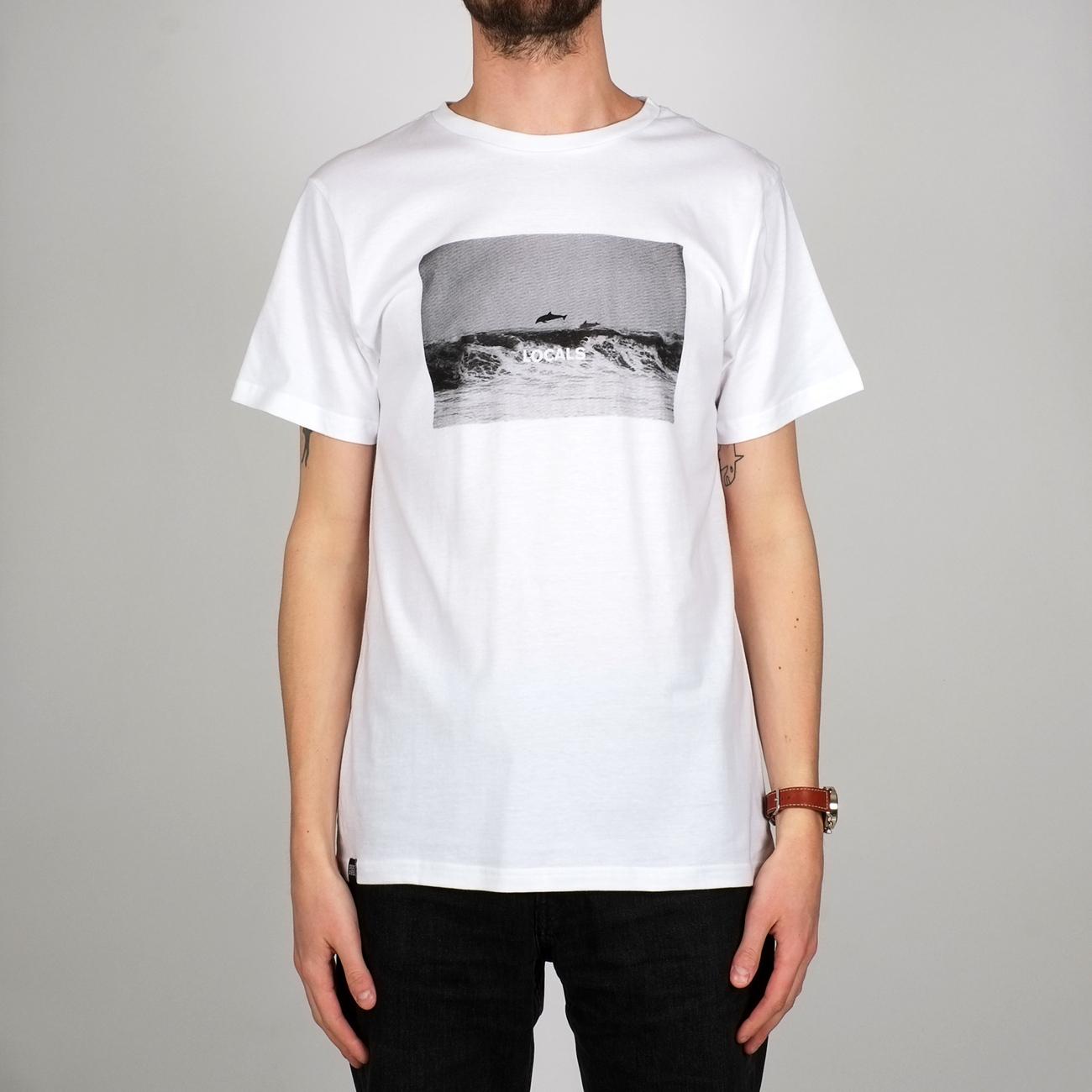 T-shirt Stockholm Ocean Locals