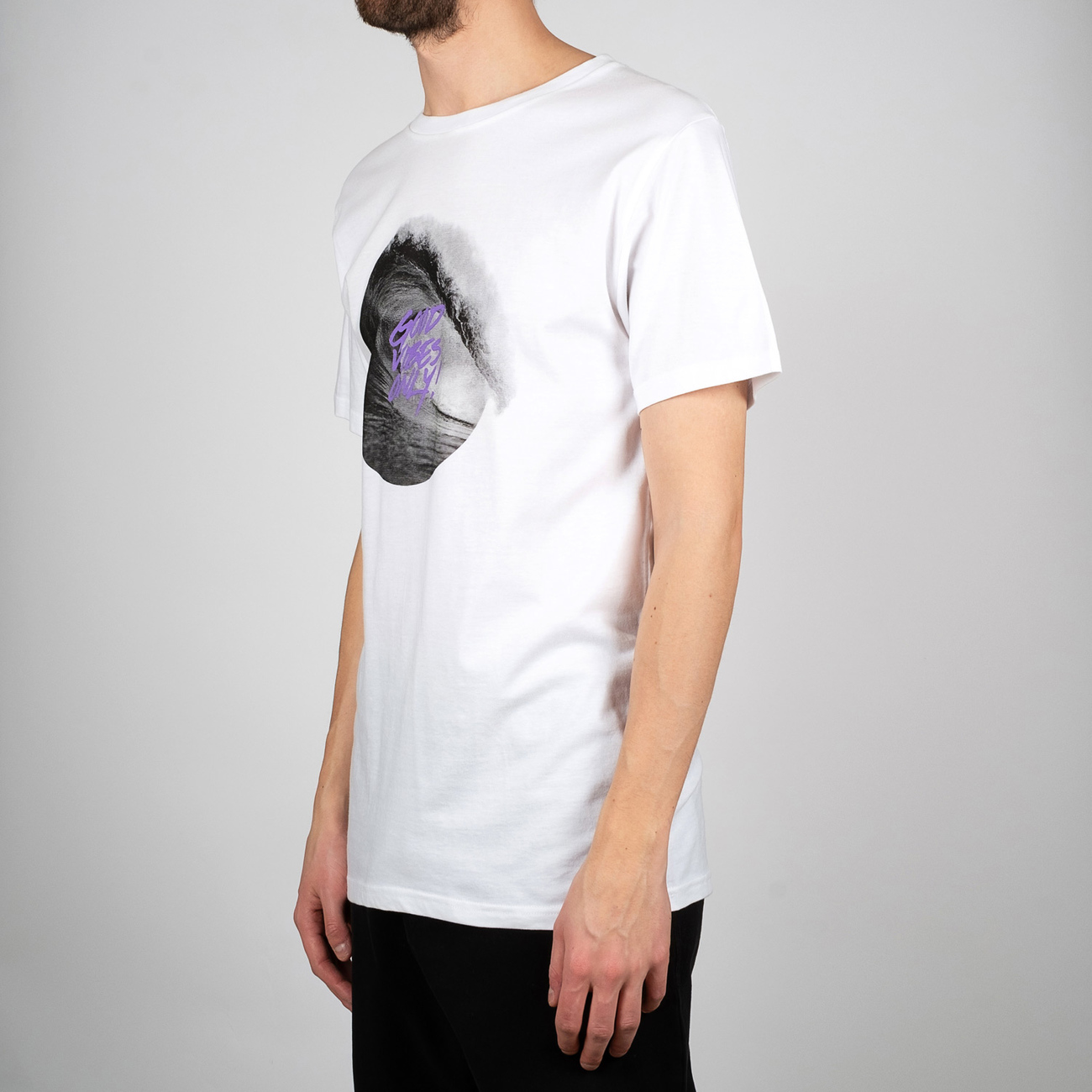 T-shirt Stockholm GVO Wave