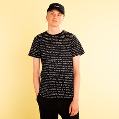 T-shirt Stockholm Human Rights Black