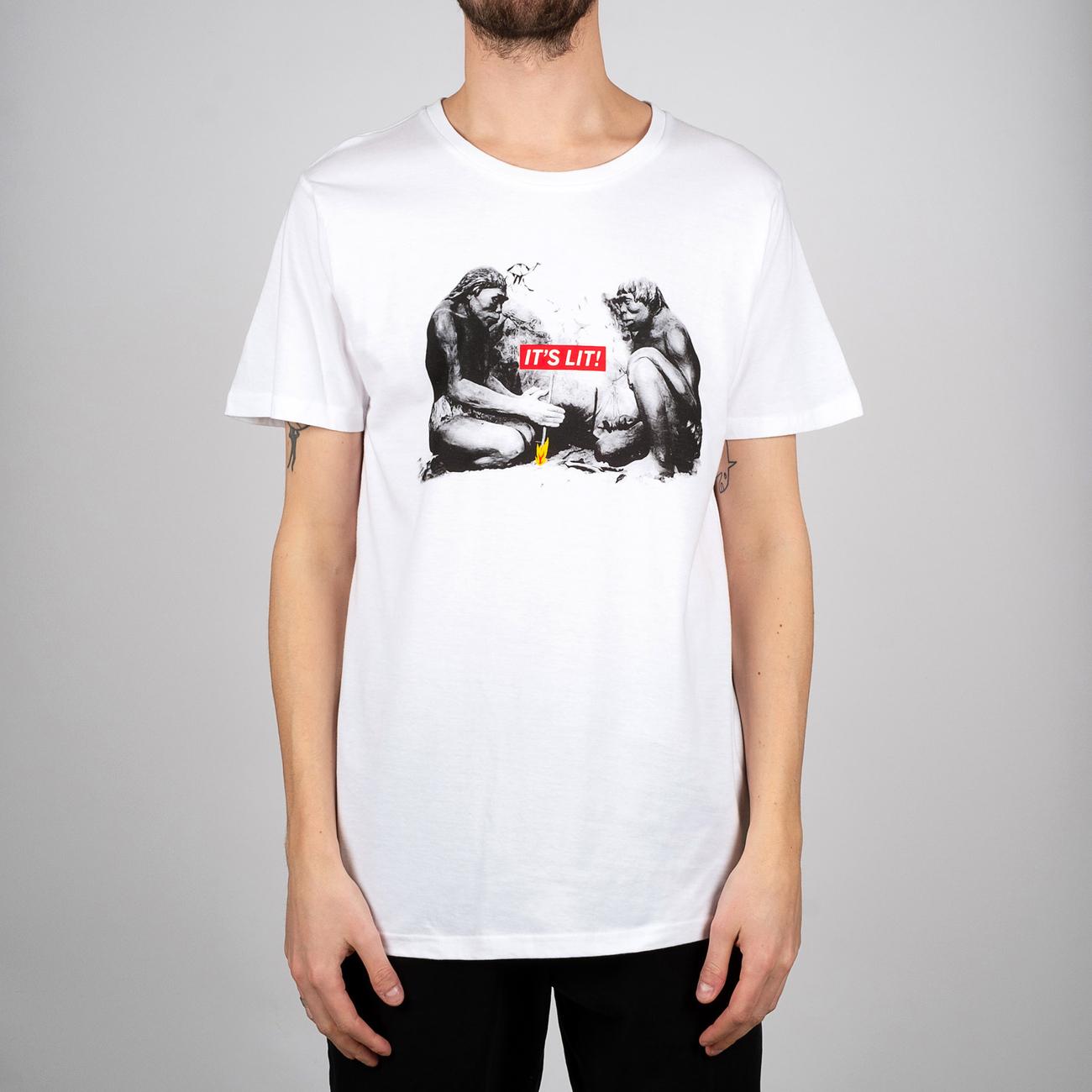 T-shirt Stockholm It Is Lit