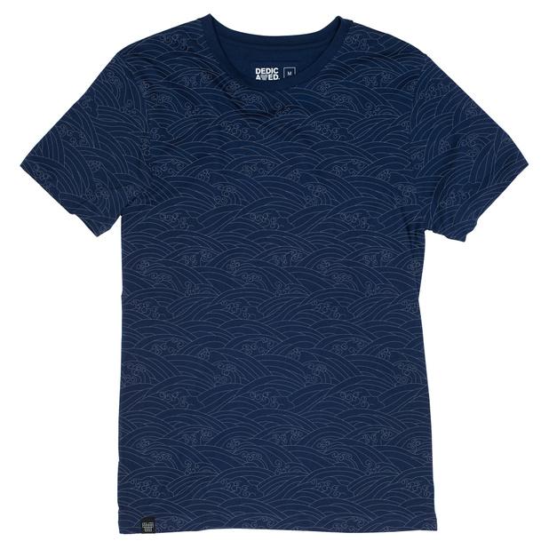 T-shirt Stockholm Japanese Waves