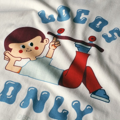 T-shirt Stockholm Locos