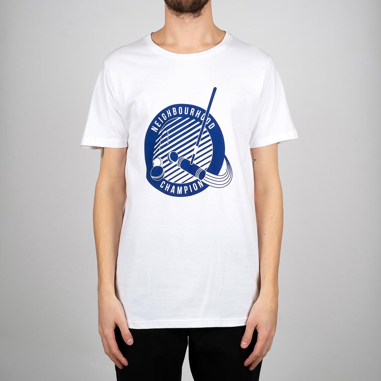 T-shirt Stockholm Neighbourhood Champion