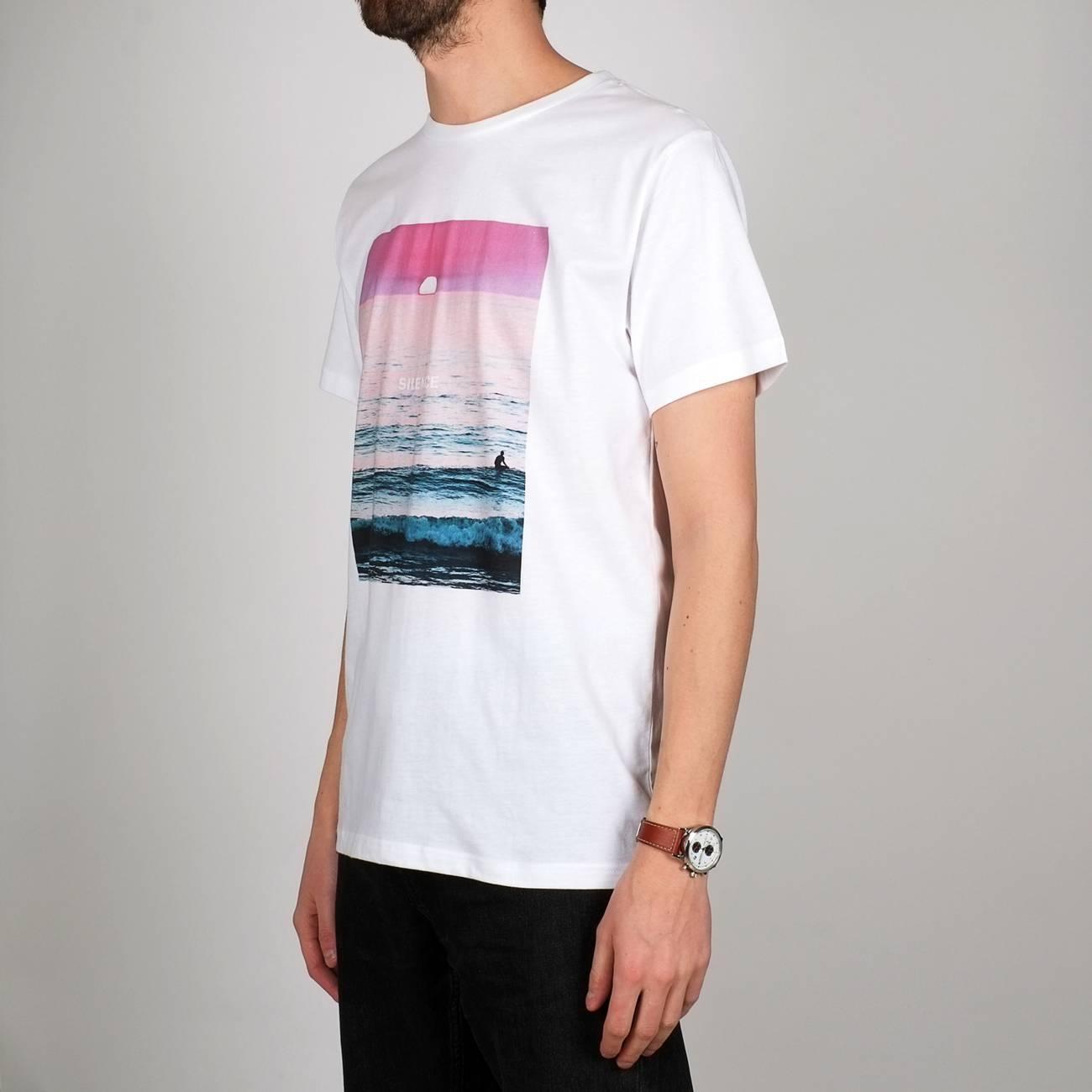 T-shirt Stockholm Ocean Silence