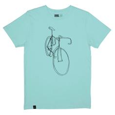 T-shirt Stockholm One Line Bike
