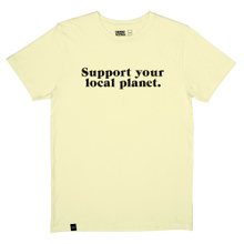 T-shirt Stockholm Planet Support