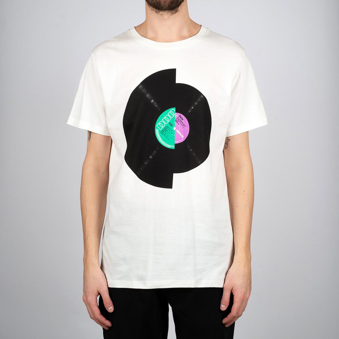 T-shirt Stockholm Record Split