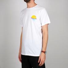 T-shirt Stockholm Sunset Logo