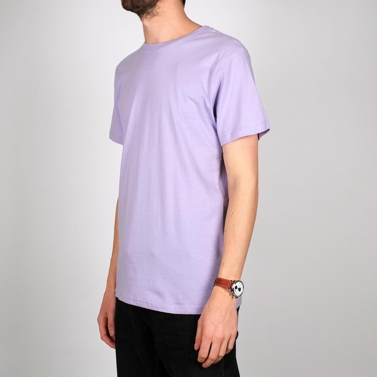 T-shirt Stockholm Base Violet Tulip