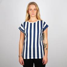 T-shirt Visby Big Stripes