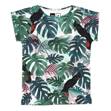 T-shirt Visby Color Leaves