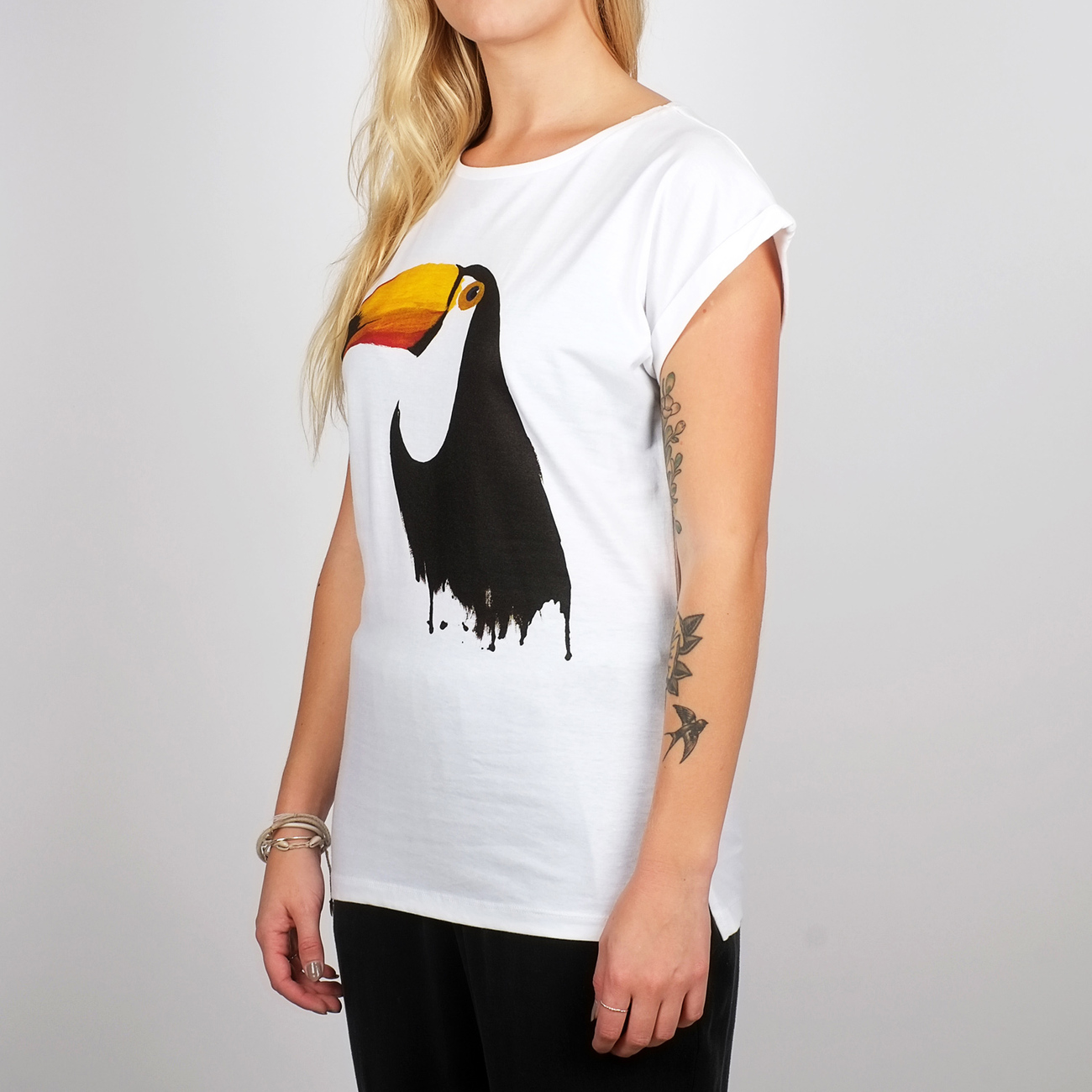 T-shirt Visby Painted Tucan