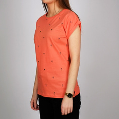 T-shirt Visby Palm Pattern