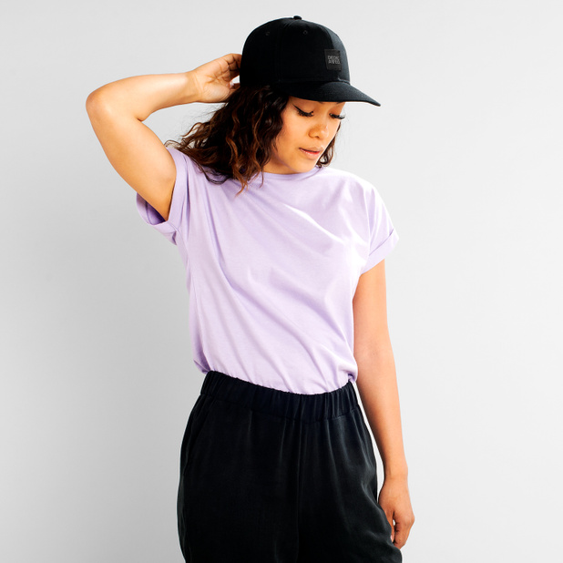 T-shirt Visby Violet Tulip