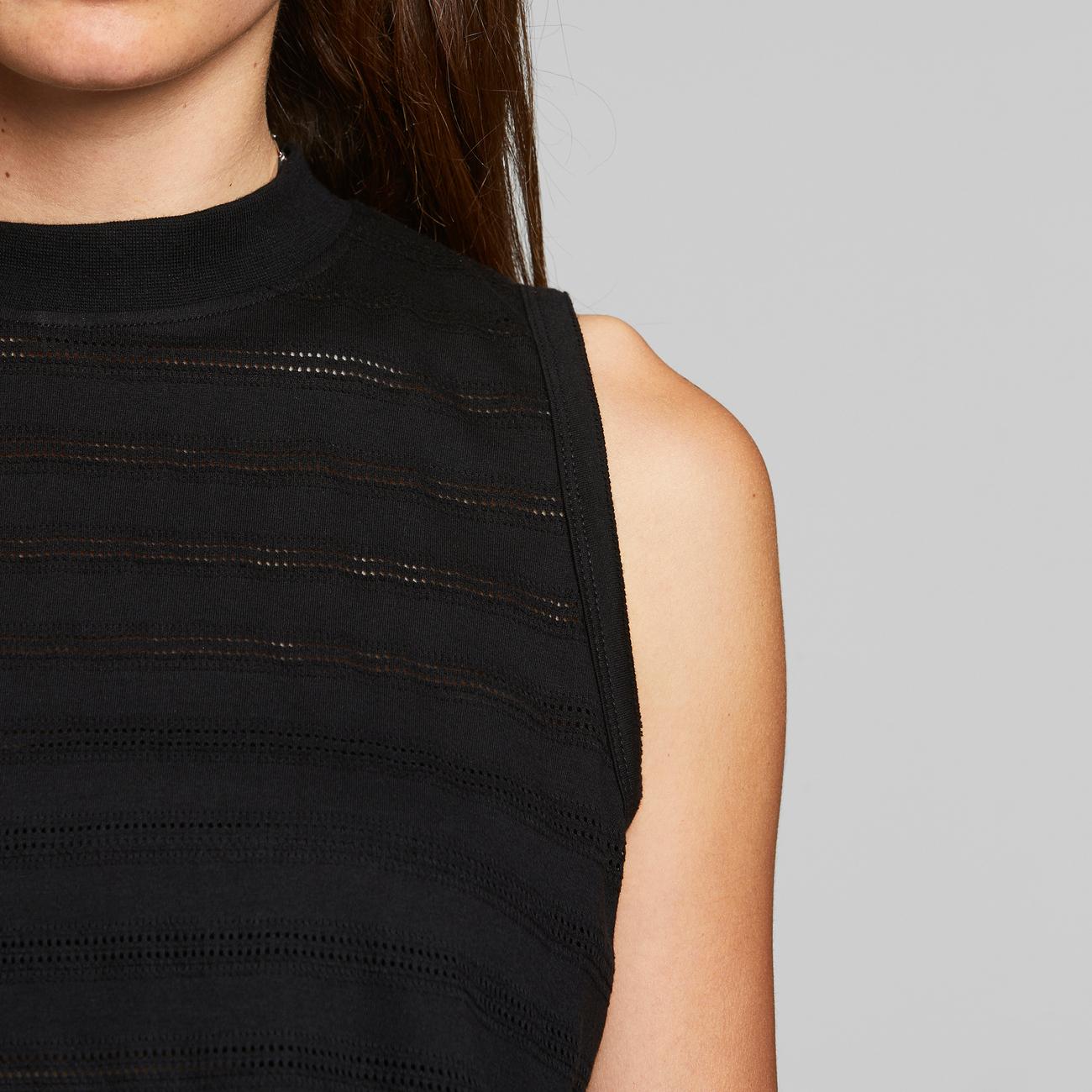 Top Namsos Lace Black