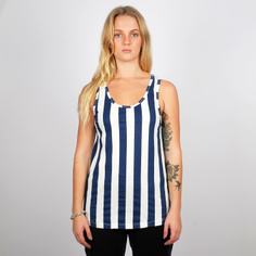 Top Nora Big Stripes