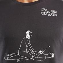 T-shirt Stockholm Drone Love