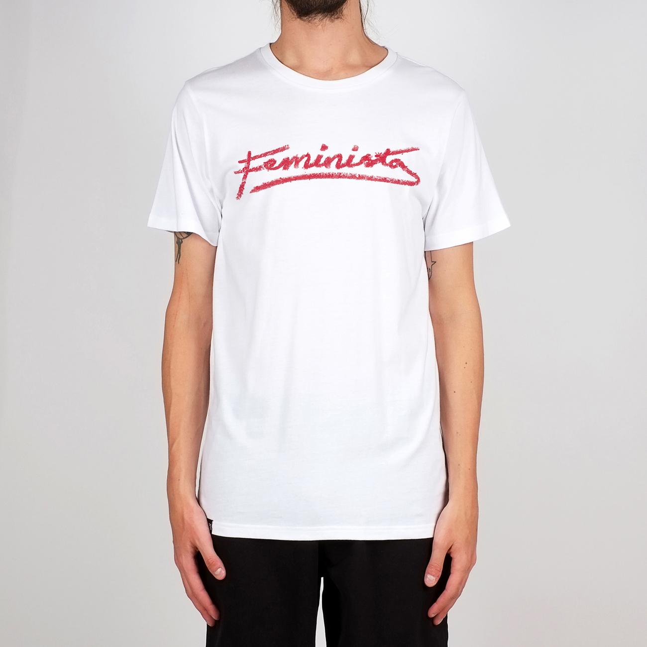 T-shirt Stockholm Feminista