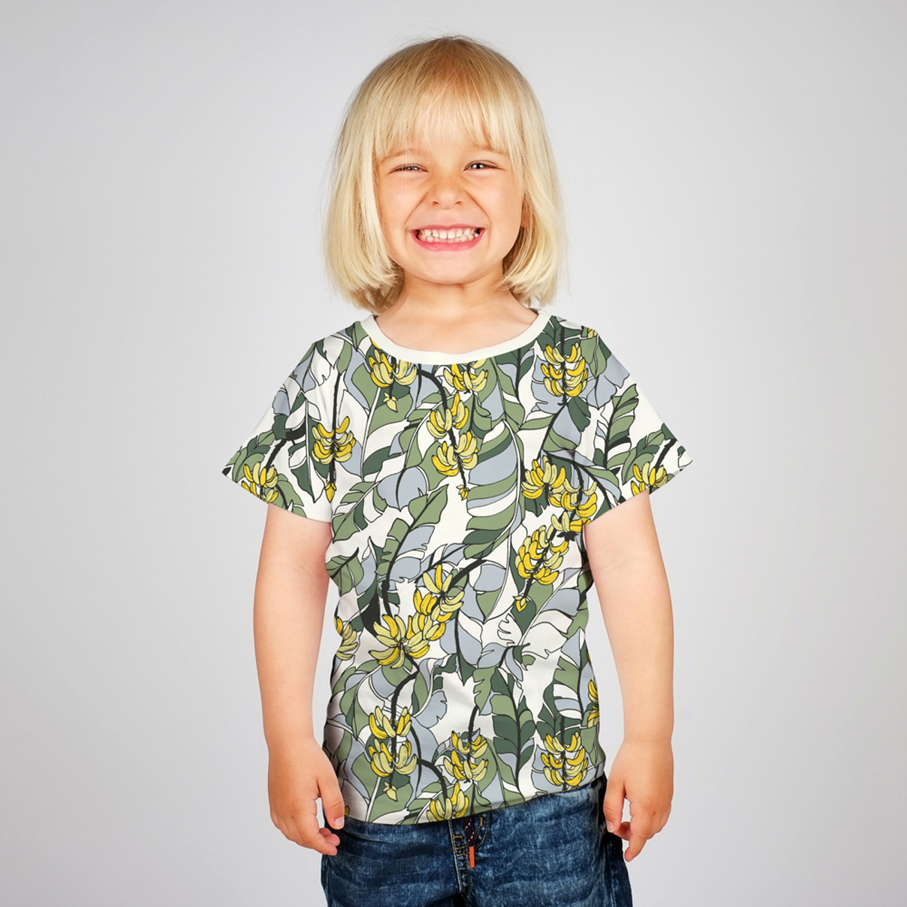T-shirt Baby Banana Leaves