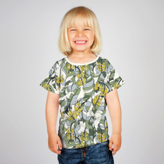 T-shirt Lillehammer Banana Leaves
