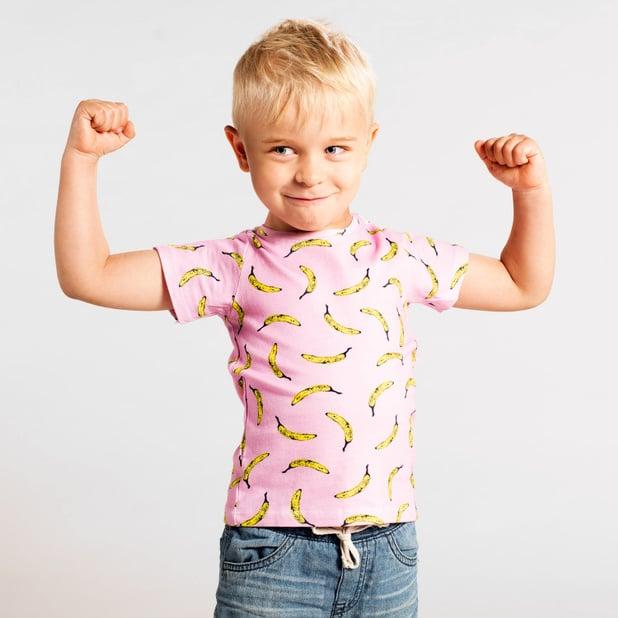 T-shirt Lillehammer Bananas