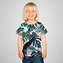 T-shirt Lillehammer Color Leaves