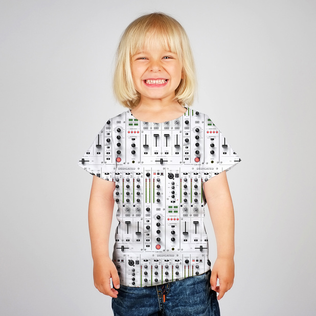 T-shirt Baby Mix Table