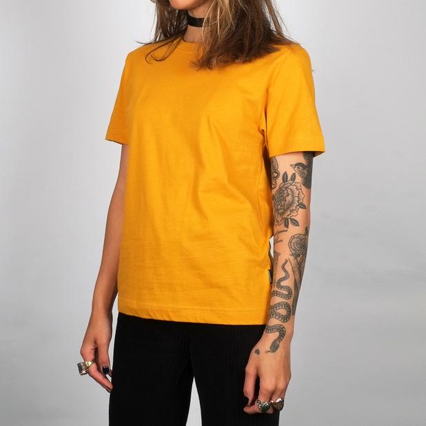 T-shirt Mysen Mustard