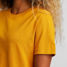 T-shirt Mysen Base Mustard