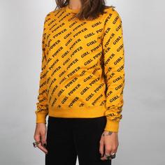 Ystad Sweatshirt Girl Power