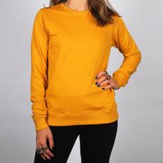 Sweatshirt Ystad Mustard