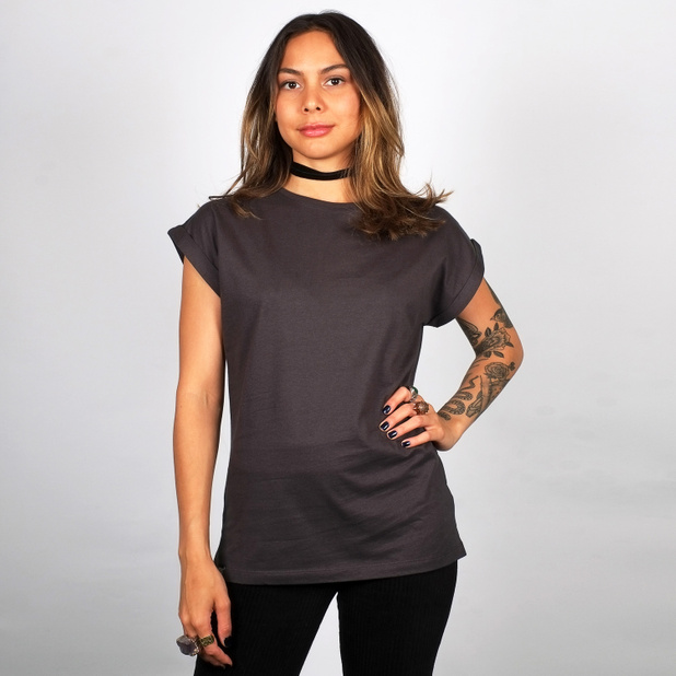 T-shirt Visby Charcoal